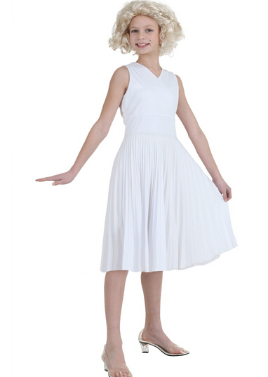 Online Buy Wholesale marilyn monroe white dress from China marilyn ...