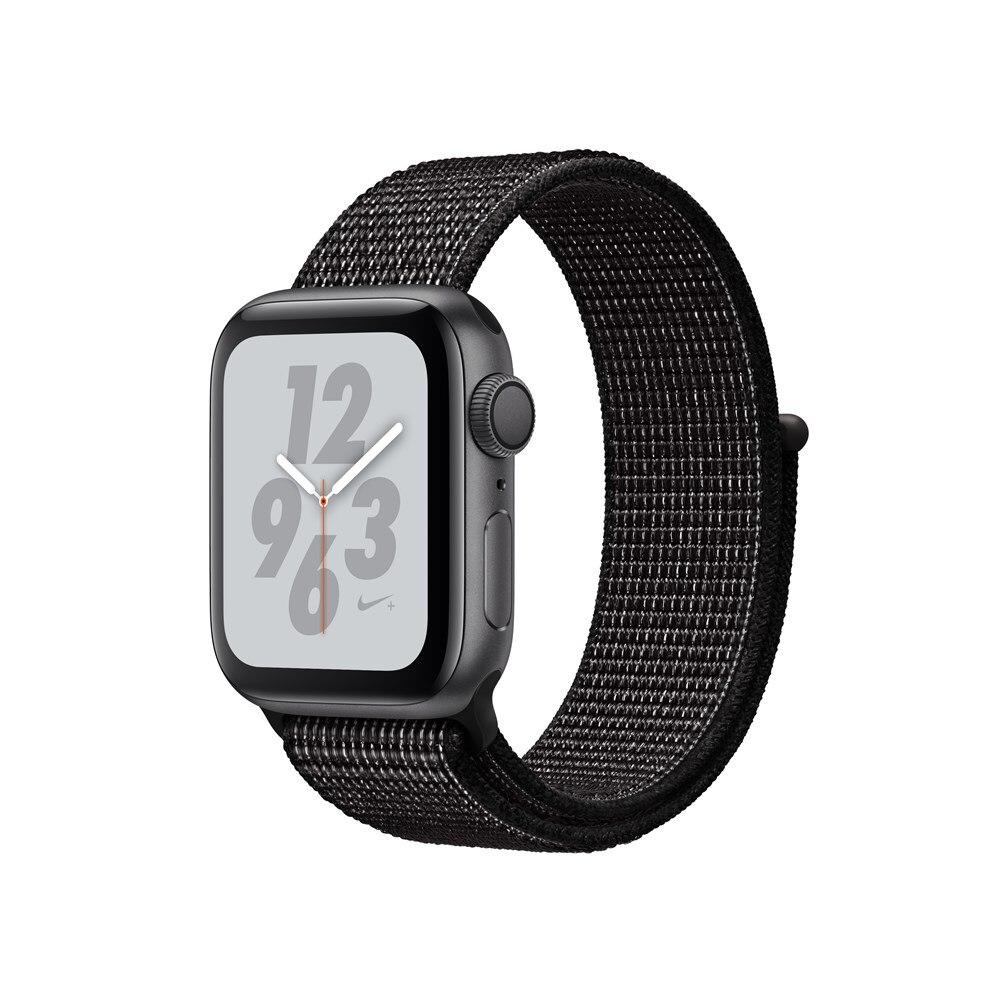 Apple Izle Nike + Serisi 4, OLED, Dokunmatik Ekran, GPS (uydu), 18 h, 30.1g, GriApple Izle Nike + Serisi 4, OLED, Dokunmatik Ekran, GPS (uydu), 18 h, 30.1g, Gri