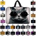 Waterproof case bag bolsa para ipad tablet pc 10 10.6 11.6 12 13 13.3 15 15.6 polegada Laptop Saco Netbook Capa Para Macbook Air/Pro