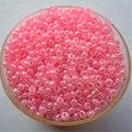 Popular Venda Quente Cor Rosa 1000 Pcs 2mm Vidro Checa Contas Espaçador Semente Jewelry Making DIY Escolha 46 Cores