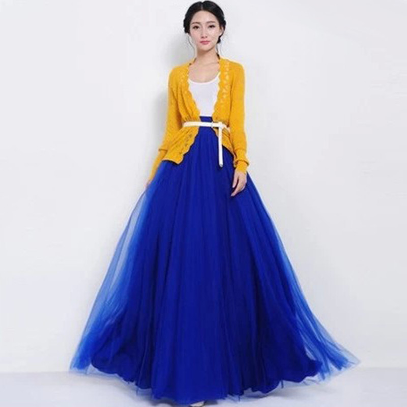 Popular High Maxi Skirt-Buy Cheap High Maxi Skirt lots from China ...