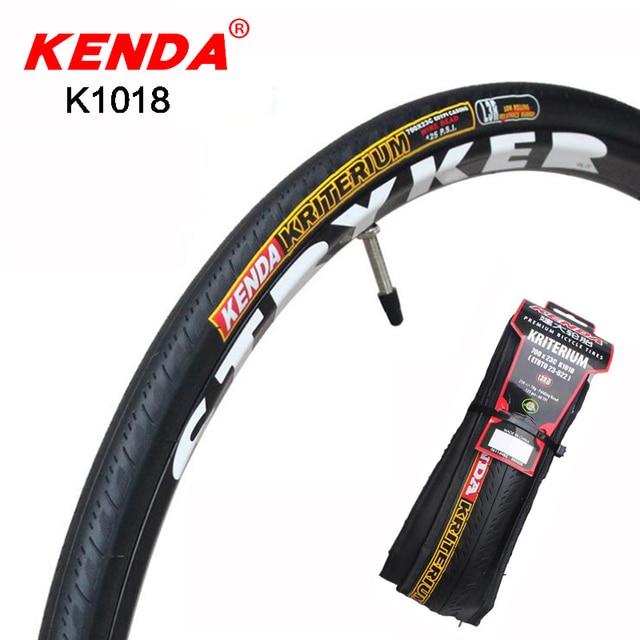 582923538 KENDA road bike tires 700C 700 23C   25C bicycle tire tires 700C bicicleta  pneu 60TPI ultralight black fixie bike tire 300g