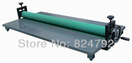 "New Fire 48""(130cm) Manul Cold Laminating Machine Laminator Office Equipment"