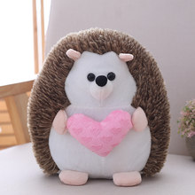 20-40cm Cute Plush Hedgehog Doll Toys Stuffed Plush Animals Hedgehog Toy Lovers Gifts Birthday Gifts Valentine Gifts(China)
