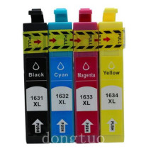 T1631 T1621 16XL Ink Cartridge For Workforce WF2010 WF2510 WF2520 WF2530 WF-2010W WF-2510WF WF-2520NF WF-2530WF procolor refillable inkjet cartridges european version with arc chip for epson wf 2510wf wf 2520nf wf 2530wf wf 2540w wf 2530wf