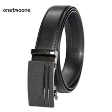 Designer Belts Men High Quality Automatic Buckle Genuine Leather for Male Black Mens Fashion Luxury Straps