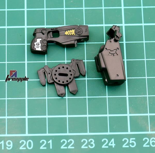 ФОТО 12 inch doll 1/6 men accessories SWAT stun holster breastplate model of the component parts