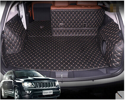 Good Quality Special Car Trunk Mats For Jeep Patriot 2015