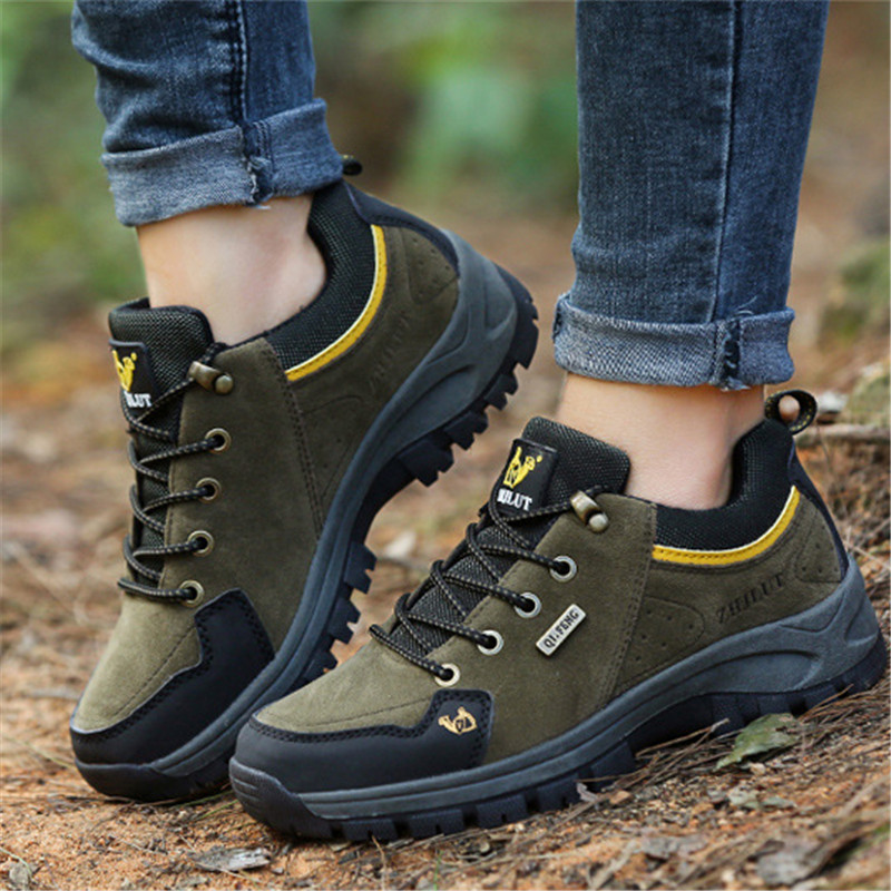 size 36-46 High qualit Anti-skid Off-road Outdoor sport shoes women Sneakers men Running shoes women Walking Athletic Trainers 2017 size 36 44 sneakers men shoes outdoor sports shoes men running shoes for men walking non slip off road athletic trainers v5
