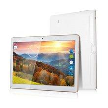 DONGPAD Original de la Tableta de 10 Pulgadas Quad Core Android 5.1 ROM 16 GB 1280 * 800pxl 2.0MP Dual SIM Phablet y de cuero de envío