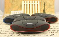 QFX Portable Wireless Bluetooth Speaker Mini Audio MP3 Player Rugby Subwoofer mini Speakers For Phone