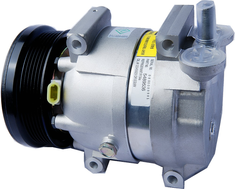 US $106 0 |auto air conditioning ac compressor V5 for chevrolet optra  96539392-in A/C Compressor & Clutch from Automobiles & Motorcycles on