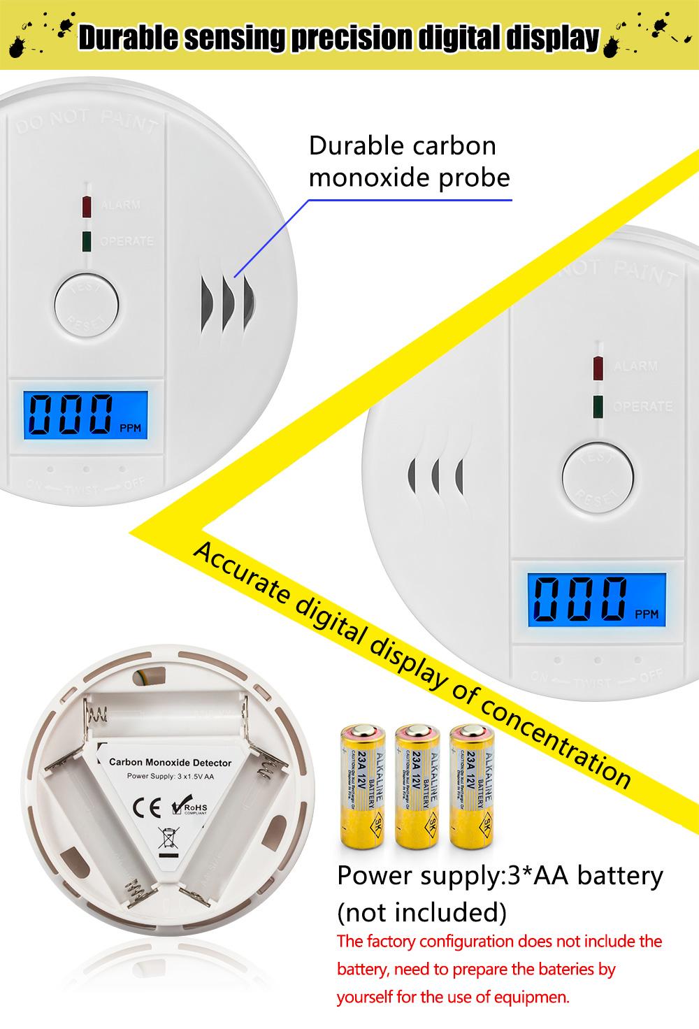 CO Gas Sensor 5