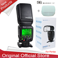 Новое Поступление Shanny SN600FGZ P-TTL GN60 1/8000 s Ведомой Вспышки На Камере speedlite для Pentax K100 K100D K200D К-7 kx кр К-5 К-01