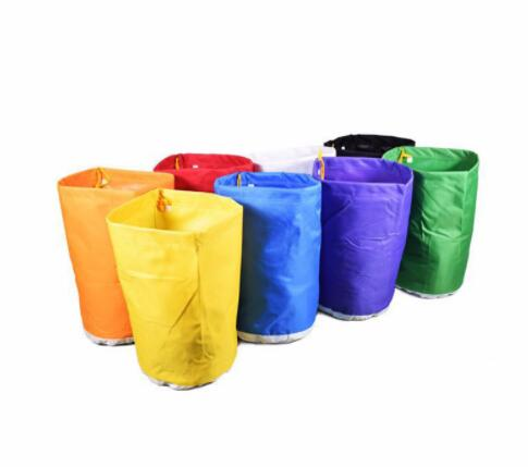 CO 18 colrors Black Thickening Fabric Pot Plant Pouch Root Container Grow Bag Tools Garden Pots Planters Supplies