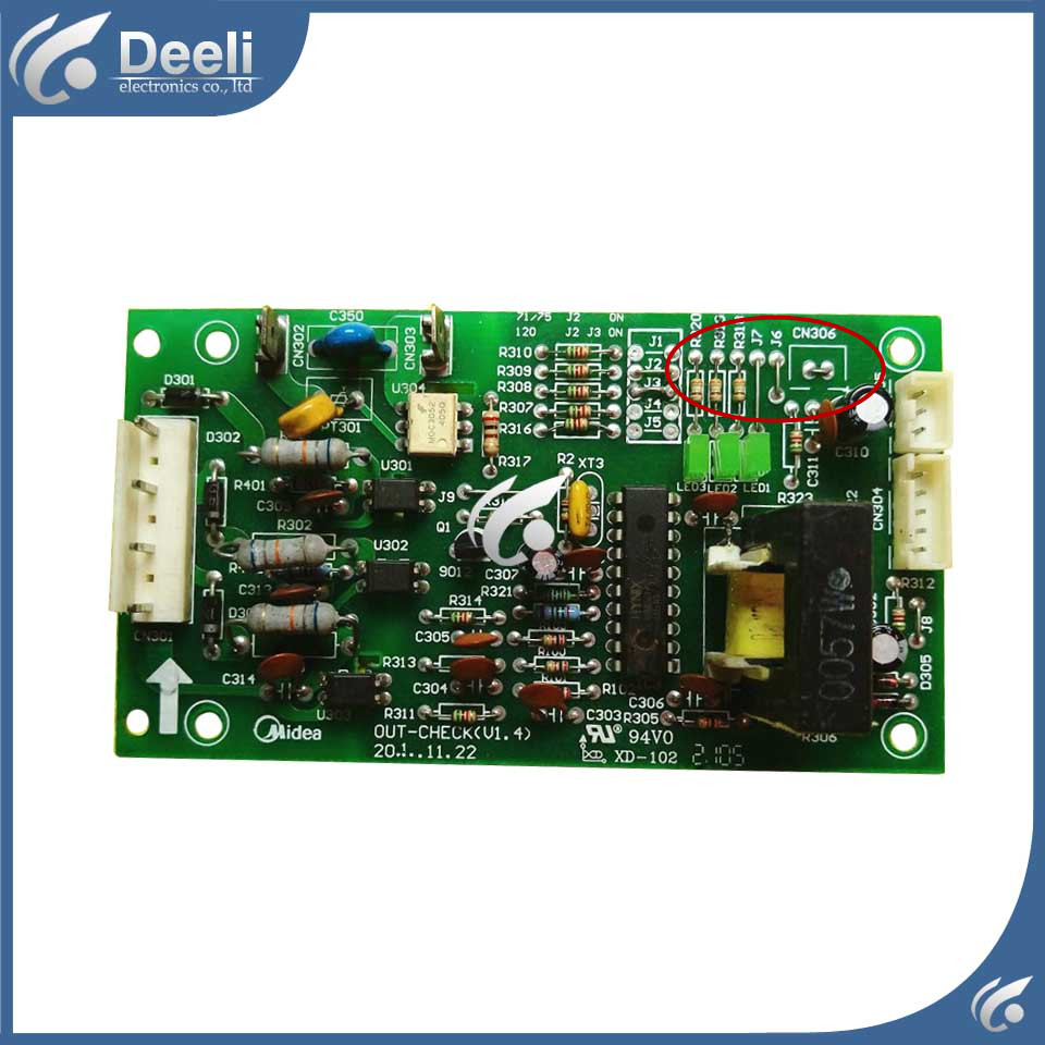 100% new for air conditioning motherboard computer board KFR-75LW/ESD CE-KFR75LW/ESD(J) OUT-CHECK good working 574680 001 1gb system board fit hp pavilion dv7 3089nr dv7 3000 series notebook pc motherboard 100% working