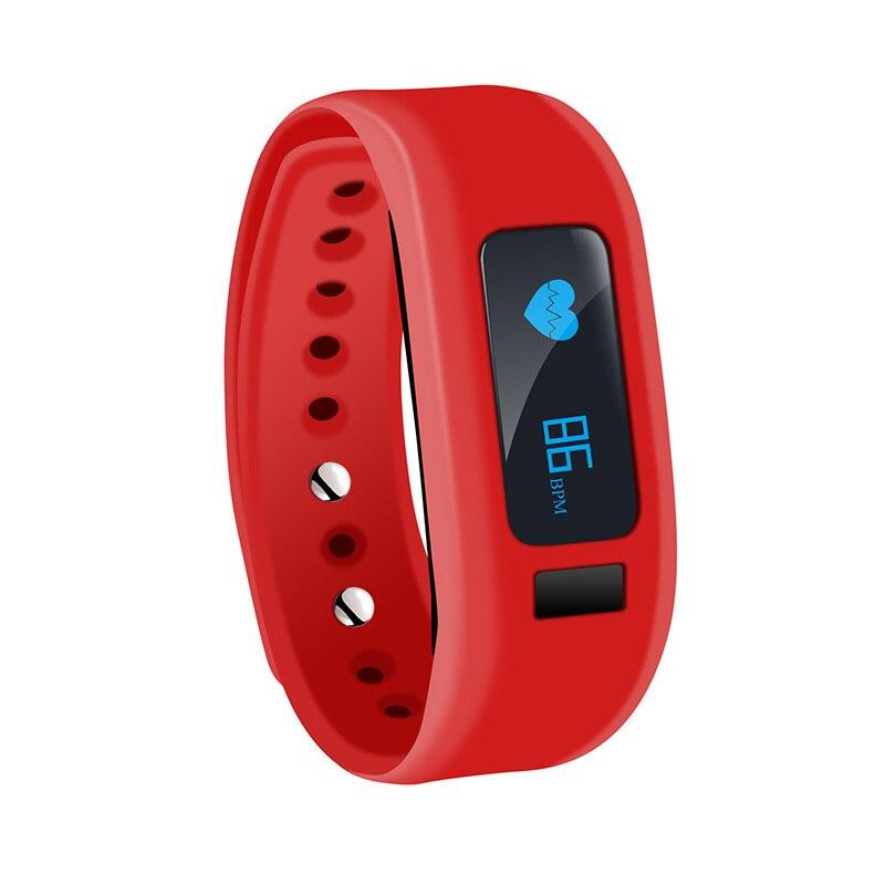 5 Couleurs Intelligent Bracelet Calories Gérer Smartband Bluetooth Réveil Appel Rappel Podomètre Avec Camare Montre Fitness Tracker