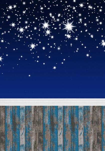 12 ft vinyl cloth digital print blue sky sparkle stars photo studio backgrounds for portrait photography backdrops props F-463 8 ft vinyl cloth print small flowers pattern photography backdrops for wedding photo studio portrait backgrounds props f 1199