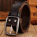 2017 Mens Belts luxury Full Grain cowhide Genuine Leather high Quality pin buckle masculine Strap for women ceintures cintos new