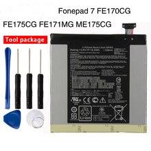 Orginal C11P1412 Battery For ASUS Fonepad 7 FE175CG FE171MG ME175CG FE170CG 3910mAh luxcase для asus fonepad 7 fe171cg глянцевая