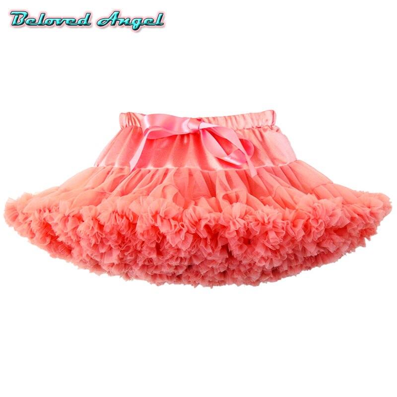 Girls Skirt Baby Kids Children Tutu Skirt Baby Girl Clothes Kids Colorful  Dance Birthday Gift Wedding Christmas Ball Gown 0-16y