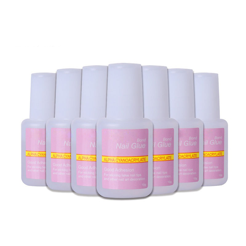 ellite99-5-pieces-ensemble-10g-sechage-rapide-colle-a-ongles-pour-faux-francais-conseils-paillettes-acrylique-nail-art-decoration-adhesif-outil-manucure