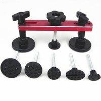 PDR Paintless Dent Car Repair Tools Pulling Bridge Dent Removal Hand Tool Set PDR Tool Kit