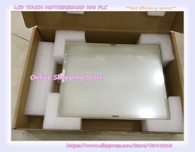 10.4 inch 5 wire resistance screen AB-6510401031418120801 industrial control touch screen 5 7 inch 4 wire touch screen glass new