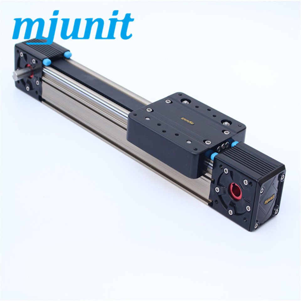 View larger image MJ60 Linear Actuator Belt Drive Unit/ Linear Motion Guide Rails /CNC Linear Sliding Miniature Guide Rail MJ60 belt driven linear slide rail belt drive guideway professional manufacturer of actuator system axis positioning