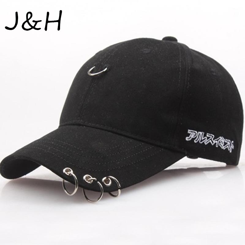 Summer Spring Baseball Cap For Women Men Hip Hop Sports Sunshade Cotton Duck Tongue Hat Embroidery Ring Cap Best Gift image