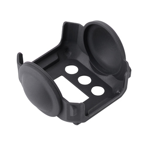 Image 5 - מצלמה מגן עדשת כיסוי סיליקון כיסוי מקרה עבור Garmin VIRB 360 מצלמה