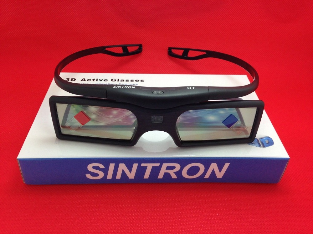 [Sintron] 4X 3D Active Glasses for UK 2015 Sony 3D TV & TDG-BT500A TDG-BT400A,Free Shipping,in AU/UK/US/DE 3d очки sony tdg bt500a