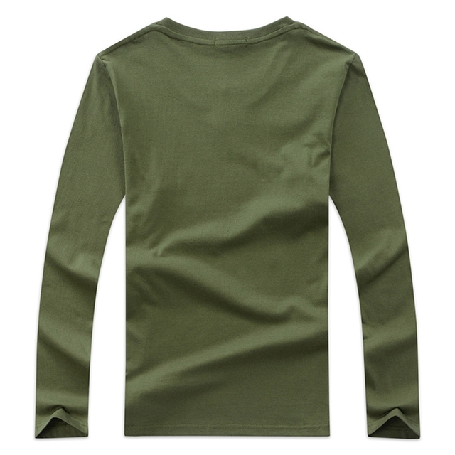 Casual Cotton Men Pullover