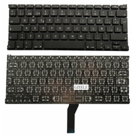 SP Spanish New Laptop Keyboard For Macbook Air 13 A1466 A1369 Keyboard MD231 MC503 2011 2012