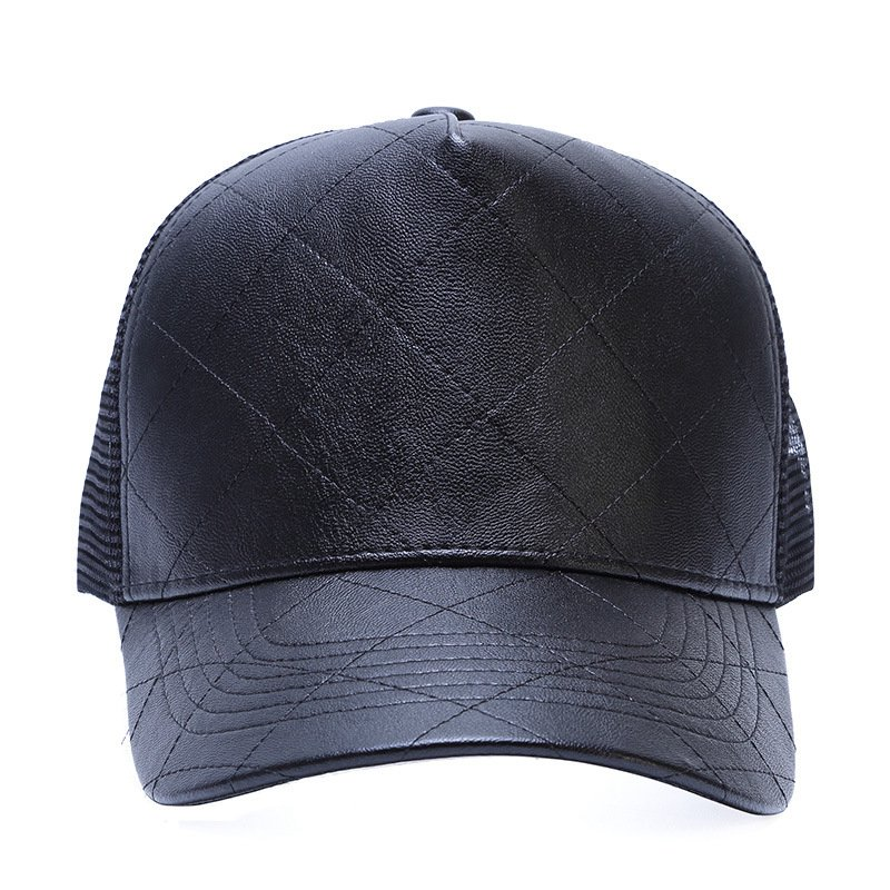 black trucker hat 9411155383_21131714