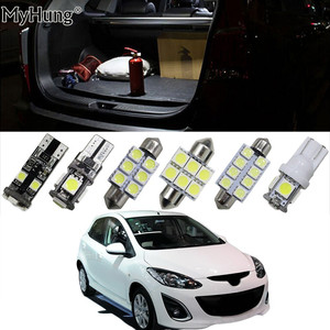 Interior Led Light For Mazda2