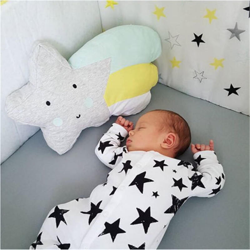 HTB1rygLawmTBuNjy1Xbq6yMrVXaI Baby Boy Clothes Girl Jumpsuits Spring Newborn Baby Clothes Cartoon Warm Romper Stars Costume Baby Rompers Infant Boy Clothes
