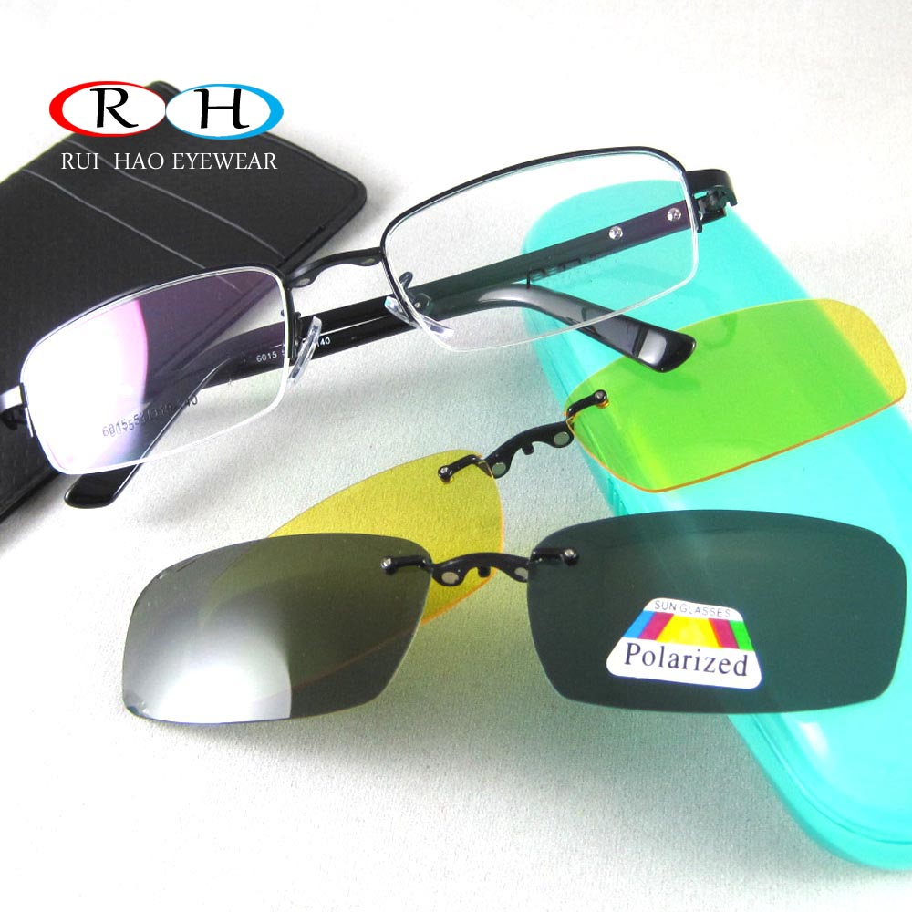 Magnetic Polarized Clip On Sunglasses  compare prices on magnetic sunglass clips online ping low