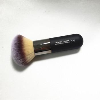 Heavenly Luxe Airbrush Powder & Bronzer #1 - Large Fluffy Face Powder Bronzer Brush - Beauty Makeup Brushes Blender 1