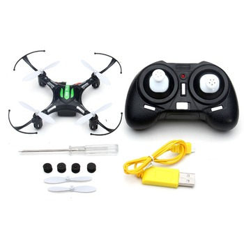 Eachine H8 Mini Headless RC Helicopter Mode 2.4G 4CH 6 Axle Quadcopter RTF RC Drone For Primary Present Gift Micro Drone 5