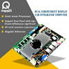 Friewall Board Intel Atom D525 Processor Mini Htpc Arm Motherboard With Onboard 2GB Ram