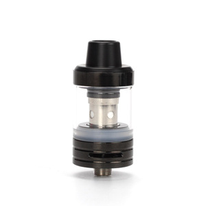 Image 2 - JVSURF Atomizer 3ml Top Tank Head Coils for Vape Electronic Cigarettes Vape Starter Kit 100W 22mm Coils Cap Drip Tip 1pcs