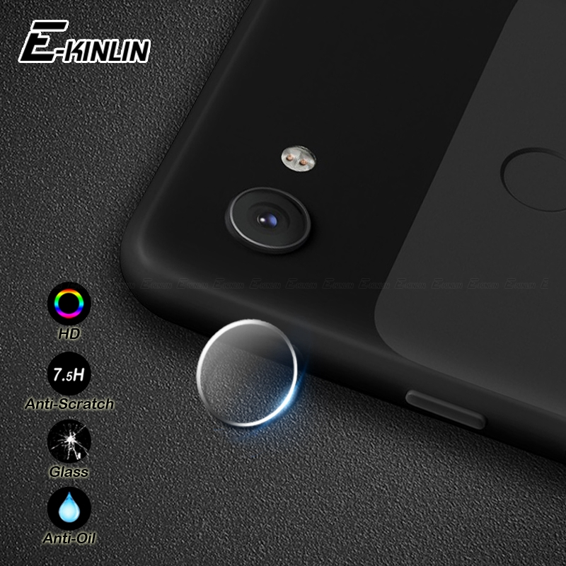 Back Camera Lens Clear Rear Tempered Glass For Google Pixel 3a 3 2 XL Screen Protector Protective Film