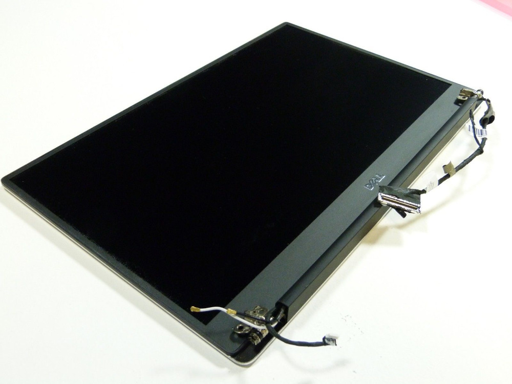 HJ6Y9 GENUINE for DELL LCD DISPLAY ASSEMBLY MATTE XPS 13 9350 P54G SERIES LCD LED Glass Complete Display digitizer (Non Touch)