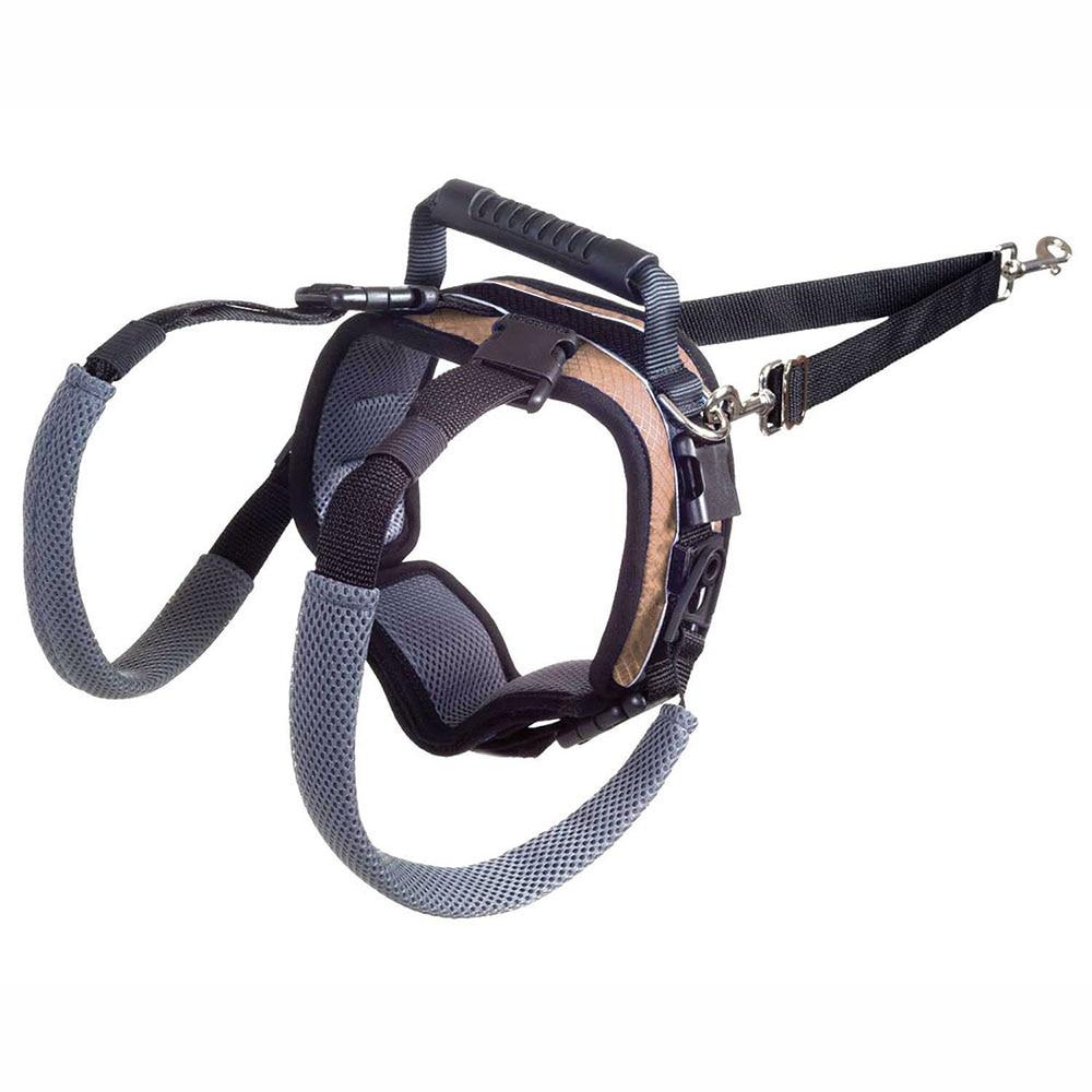 62364 16-32Kg Pet Dog Lifting Aid Rear Portion Harness Easy Walk Chain Belt For Older Injured Invalid Dogs