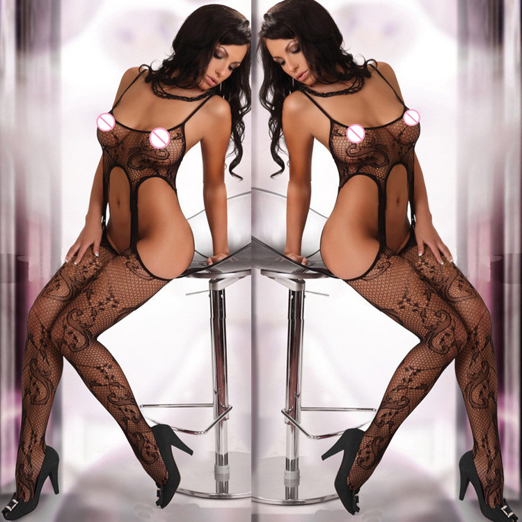 Sexy <font><b>Lingerie</b></font> <font><b>Women</b></font> Erotic <font><b>Lingerie</b></font> <font><b>Hot</b></font> <font><b>Sex</b></font> Products Sexy Costumes Color Underwear Slips Fishnet Intimates Dress Sleepwear image