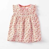 سعر المصنع ثوب طفل الفتيات 2-7 طن ، أعلى جودة فتاة اللباس ، الصيف فتاة اللباس ، الشحن المجاني الطفل ملابس الأميرة فستان زهري