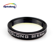 цена на OPTOLONG 1.25 inch Filter SII-CCD 6.5nm Narrow-Band Filter for Astronomy Telescope Deep Sky 1.25