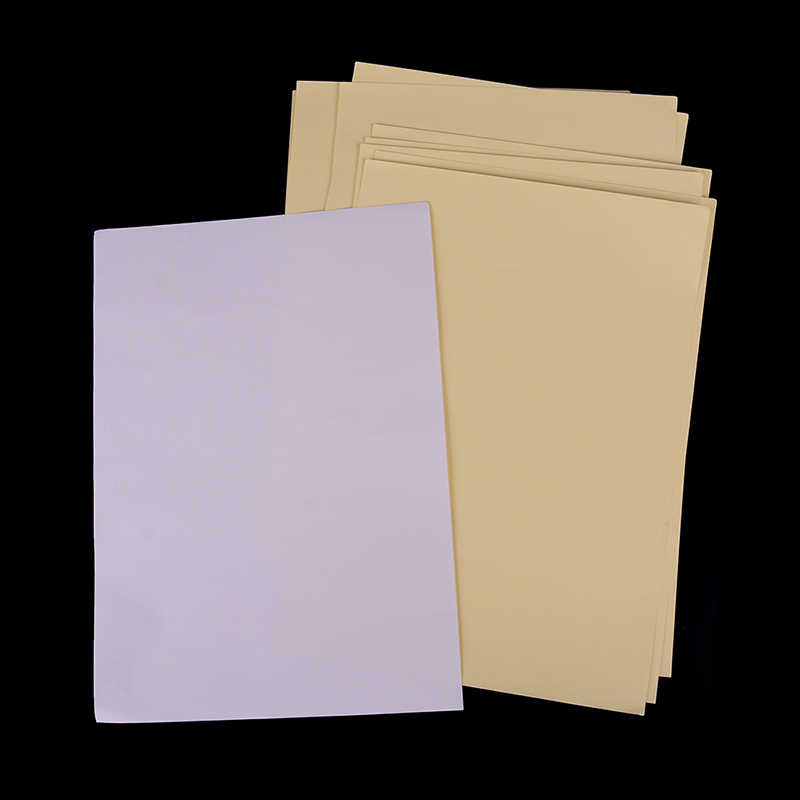 10pcs/set A4 matt printable white self adhesive sticker paper Iink for office 210mmx297mm 1
