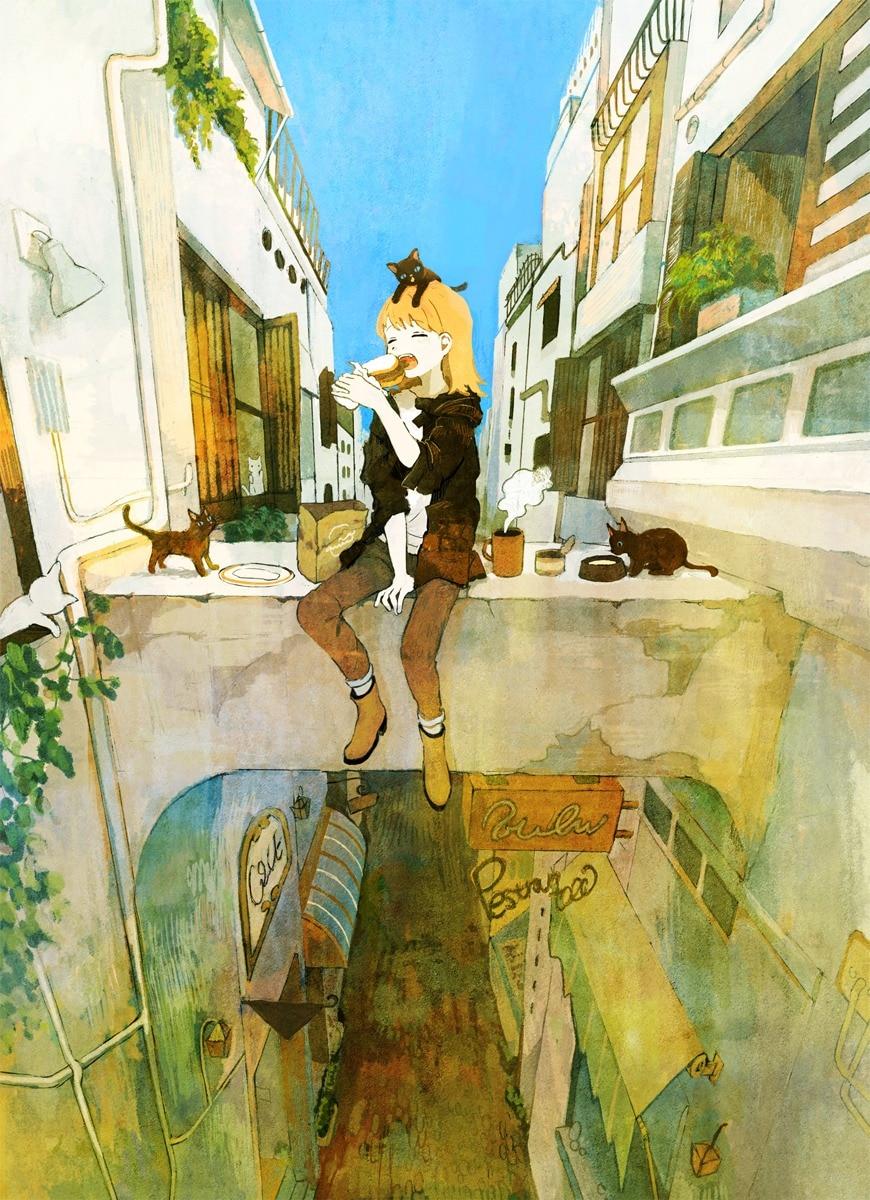 【P站画师】日本画师まいじ的插画作品- ACG17.COM